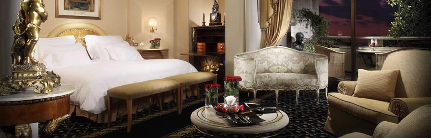 Luxury Accommodation in Italy - Hotel Cavalieri Hilton