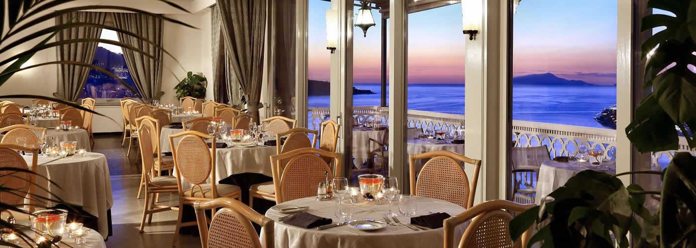 Restaurant in Sorrento