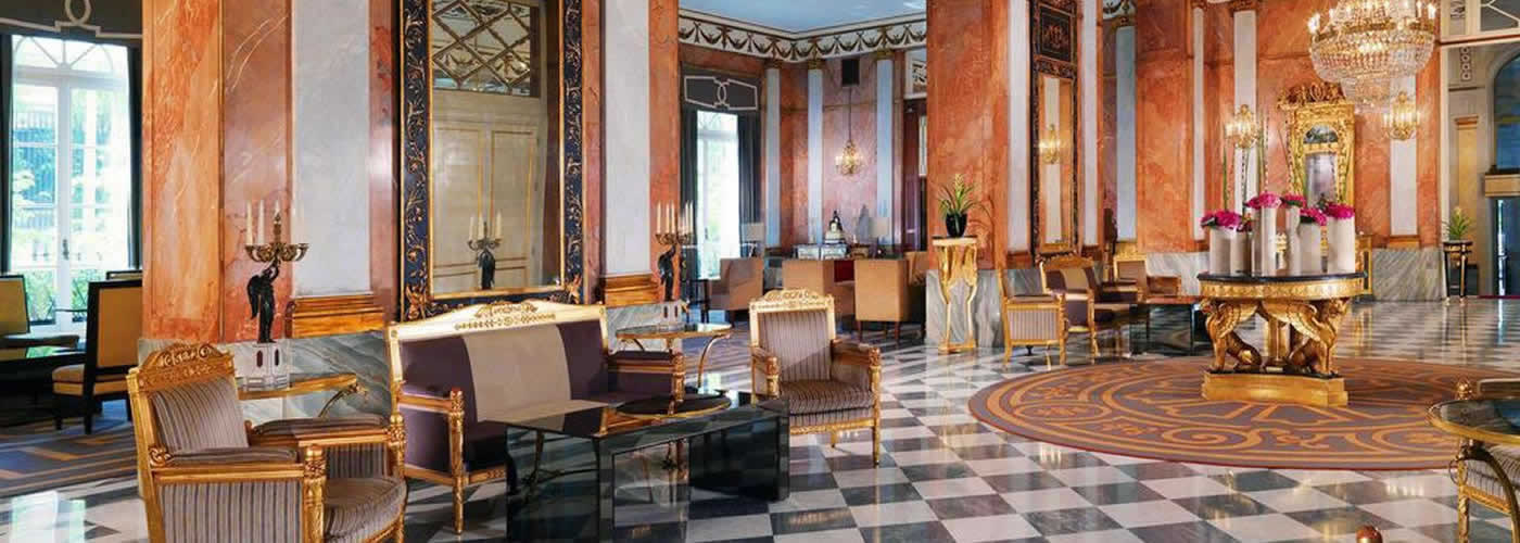 Luxury Hotel in Rome